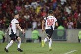 Pikachu marcou um dos gols do Vasco no jogo (Foto: Rafael Ribeiro/Vasco.com.br)