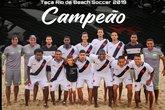 Beach Soccer (Foto: Reprodução/Instagram Vasco Beach Soccer)