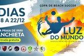 Beach Soccer (Foto: Instagram CBSB)