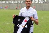 Souza foi revelado pelo Vasco e se tornou sócio do clube (Foto: Divulgação)