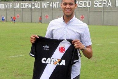 Souza foi revelado pelo Vasco e se tornou sócio do clube