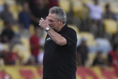 Abel Braga elogiou atuação do Vasco em derrota para o Flamengo