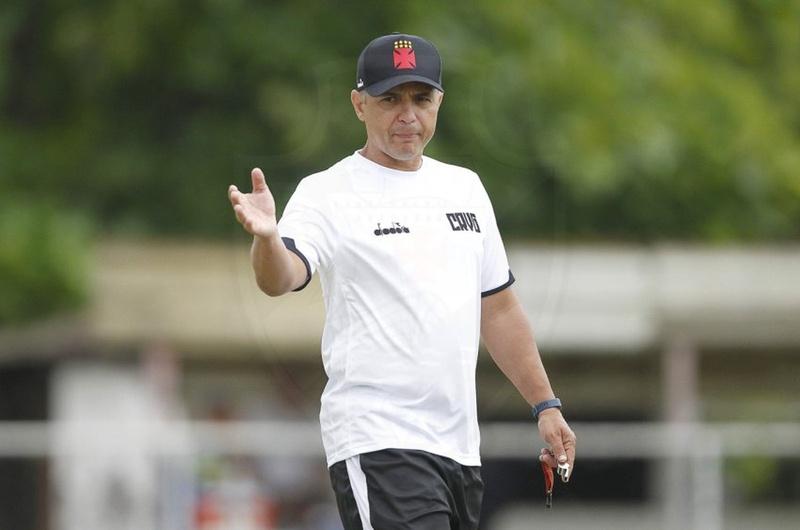 Alexandre Grasseli, técnico do sub-20 do Vasco