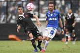 Bruno Ritter em ação contra o Cruzeiro (Foto: André Durão/GloboEsporte)