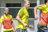 Hugo Moura (Foto: Marcelo Cortes/Flamengo)