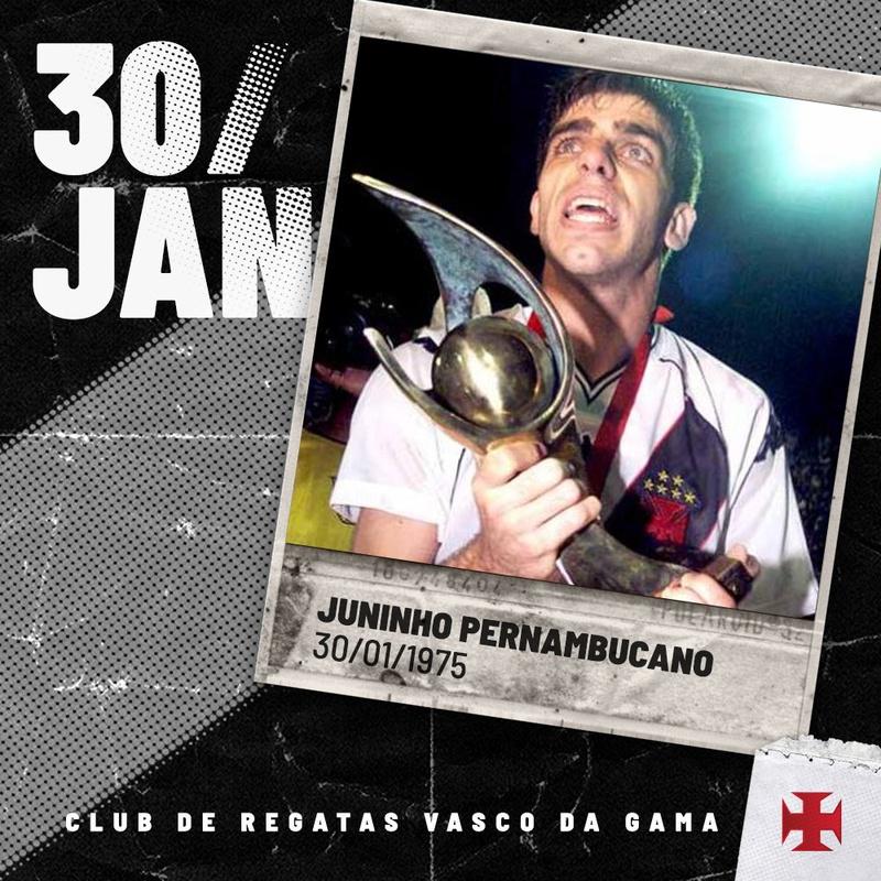 Juninho Pernambucano 45 anos