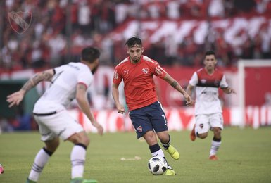 Benítez Independiente Newell's Old Boys Campeonato Argentino