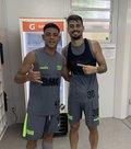 Hygor Moraes e Ricardo Graça