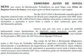 Processo: Edmundo (Foto: ESPN)