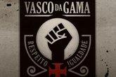 racismo não (Foto: Twitter Oficial do Vasco)