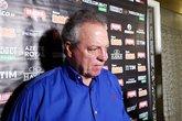 Abel Braga durante entrevista coletiva do Vasco (Foto: Hector Werlang)
