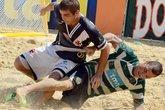 Beach Soccer: Vasco 4 x 2 Sporting (Foto: Deco Pires / Divulgação)