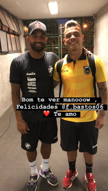 Fellipe Bastos e Bernardo