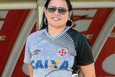 Maíra Ruas, psicóloga do Vasco (Foto: Reprodução da Internet)