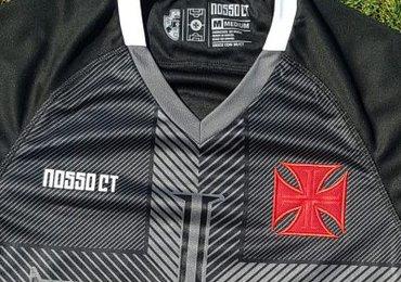 Vasco vestirá o uniforme do NossoCT contra Madureira