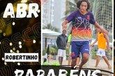 Robertinho (Foto: Reprodução/Instagram Vasco Beach Soccer)
