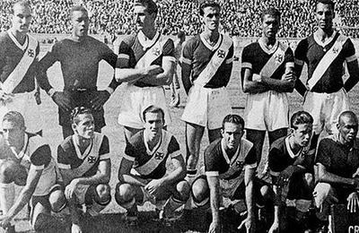 1948 - Vasco, o primeiro campeão Sul-americano