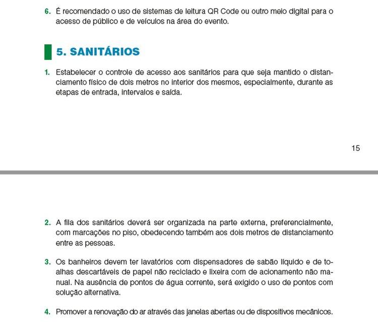 Regras de ouro para jogos com público no Rio de Janeiro 3