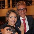 Sônia Andrade e Alexandre Campello