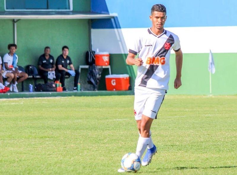 Vitor, jogador do sub-20