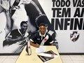 Dijalma assinou contrato até julho de 2022