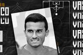 Guilherme Parede (Foto: Reprodução/Twitter oficial do Vasco)