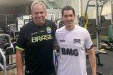 Marcos Teixeira (Foto: Instagram do médico Marcos Teixeira)