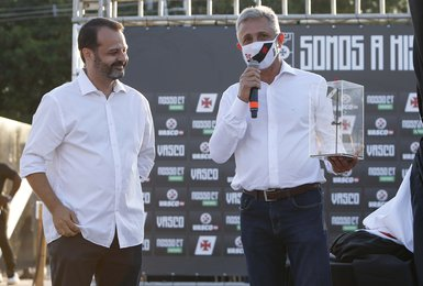 Pedro Seixas e Alexandre Campello