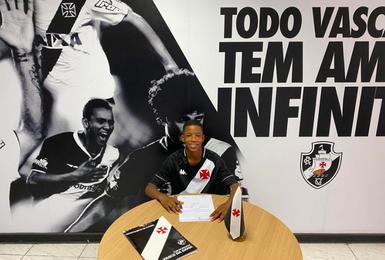 Atacante Wiliver Cordeiro assinou contrato até setembro de 2023