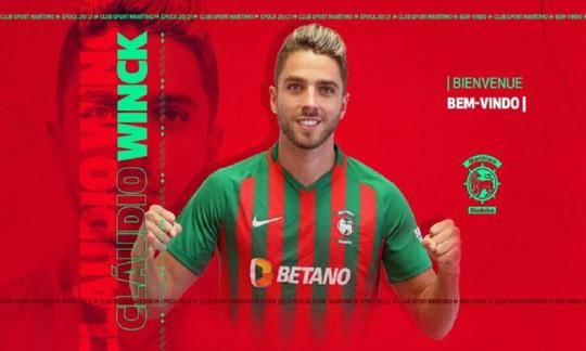 Claudio foi anunciado pelo clube nas redes sociais