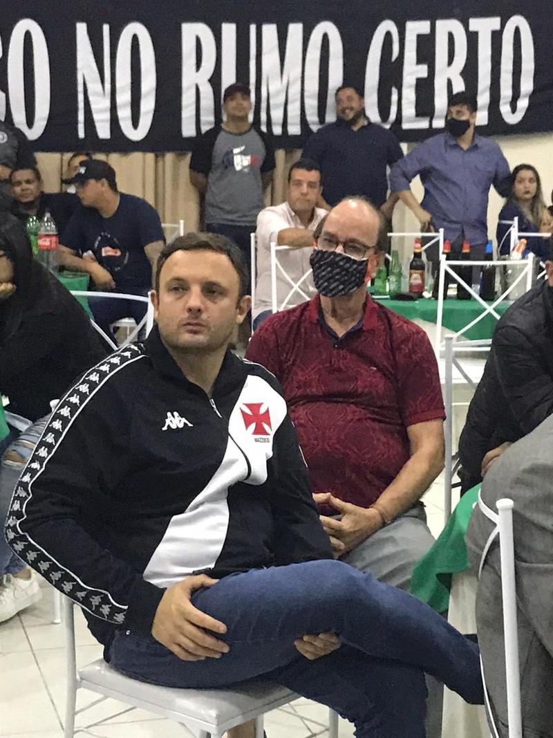 Mazzuco e Antônio Lopes