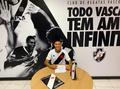 Meio-campista Morôni Penido assinou contrato até setembro de 2023