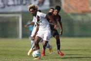 Sub-20:  MT (Rafael Ribeiro/Vasco.com.br)
