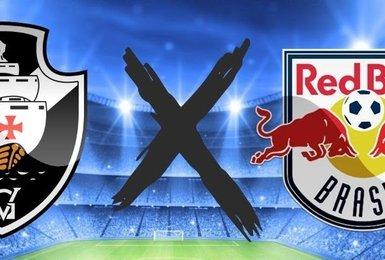Vasco x Red Bull Bragantino