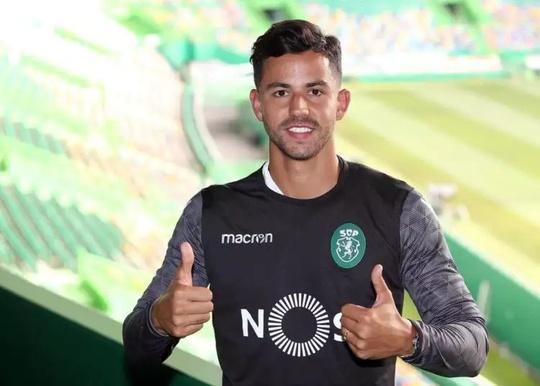 Renan Ribeiro, do Sporting