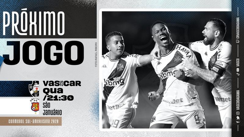 Vasco x Caracas