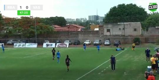 Feminino: Real Brasília x Vasco