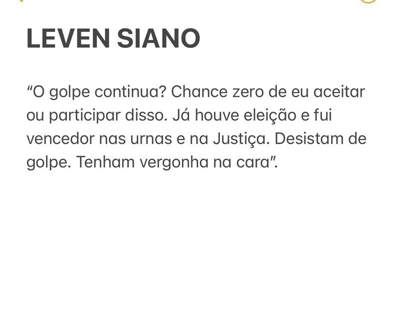 Leven Siano