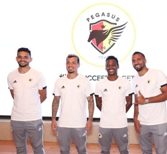 Os quatro brasileiros apresentados pelo Pegasus