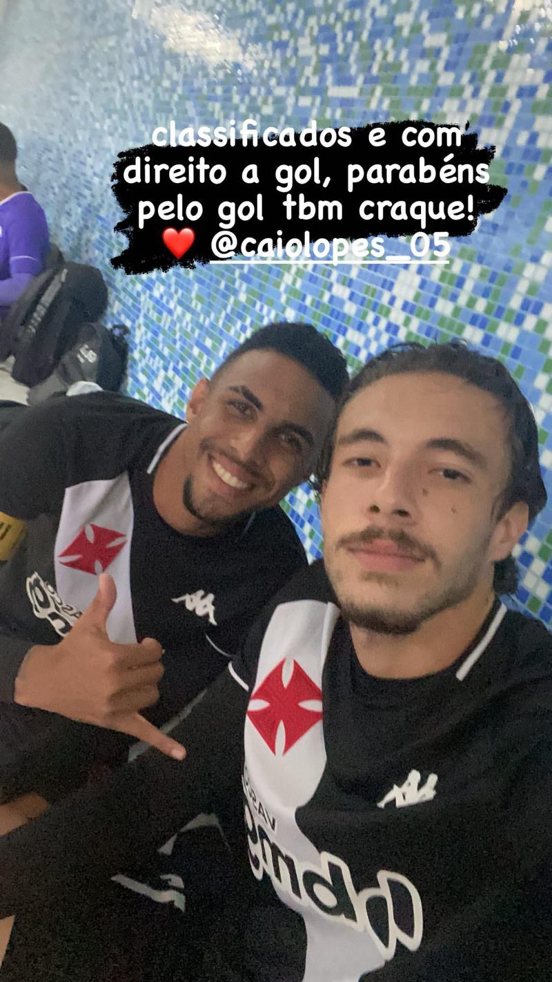Sub-20: João Menezes e Caio Lopes
