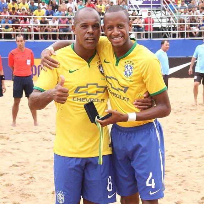 Júnior Negão e Catarino