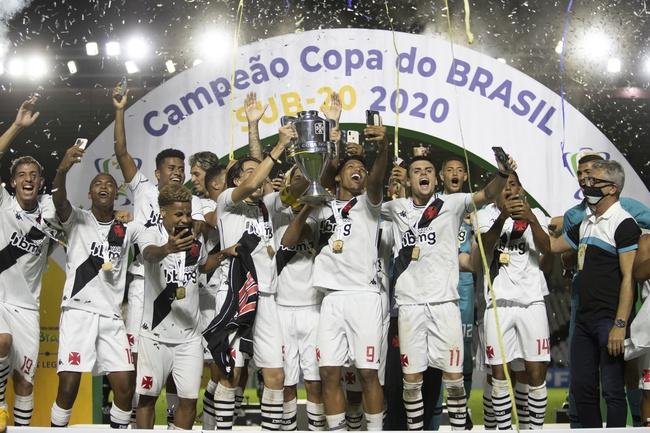 Sub-20: Conquista da Copa do Brasil