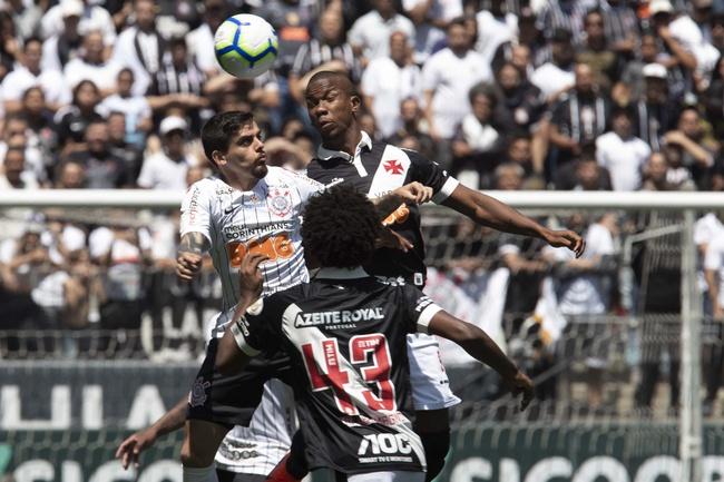 Corinthians x Vasco em 2019