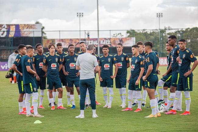 Seleção Sub-18