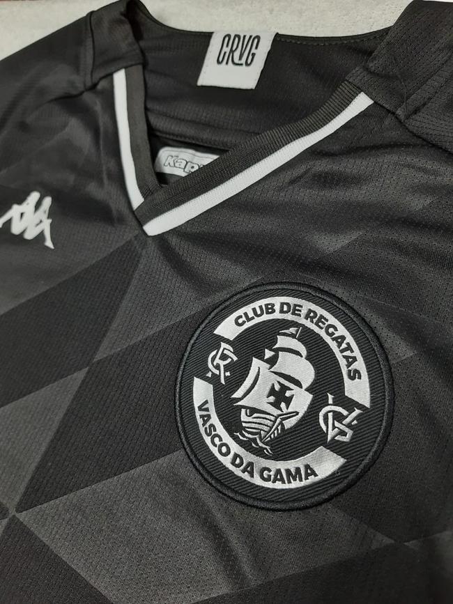 Terceiro uniforme do Vasco, da Kappa