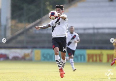 Vasco x Madureira