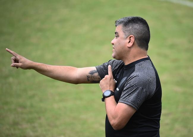 Marcelo Cabo em Madureira x Vasco
