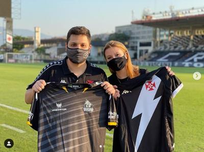 CEO do Black Dragons comemora parceria com o Vasco