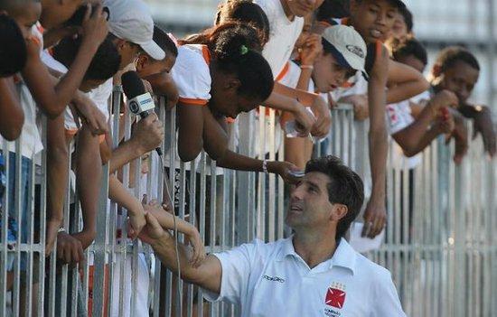Renato Gaúcho é o preferido dos jogadores