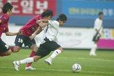 Benitez foi muito bem na Coreia do Sul (Foto: Blog o Sentimento não Para)